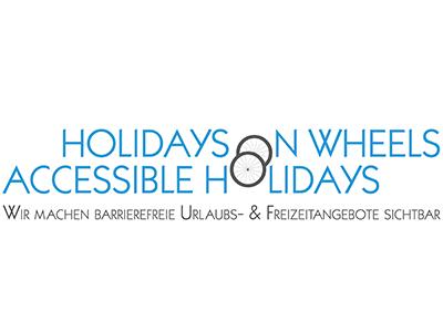 Logo - Holidays on Wheels