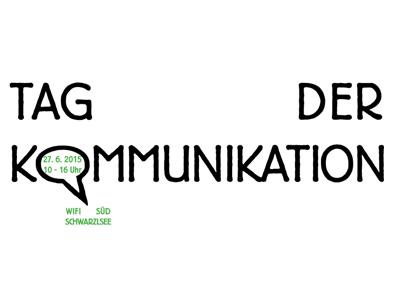 Logo Tag der Kommunikation