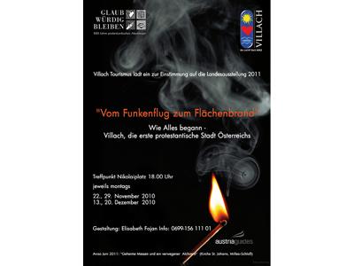 Austria Guides - Plakat