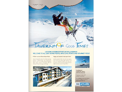Tauernhof Wintertimes