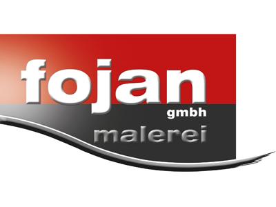 Logo - Malerei Fojan
