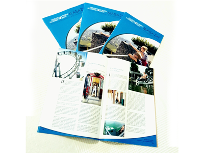 Holidays on Wheels Magazin
